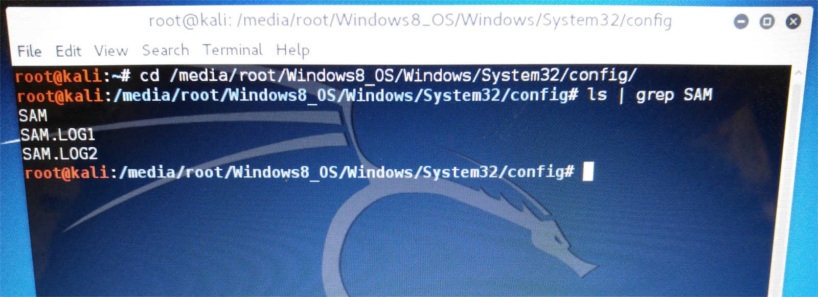 Gaining Administrator Access to a Password-Secured Windows 8
