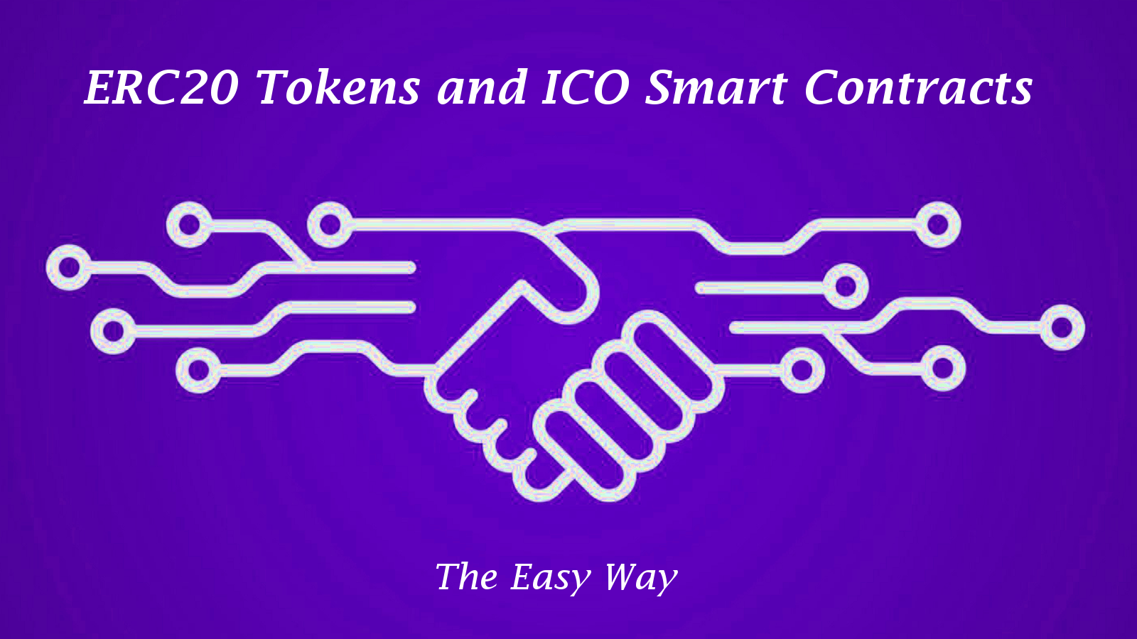 6 Steps to ERC20 Tokens and ICO Smart Contracts - Coinmonks