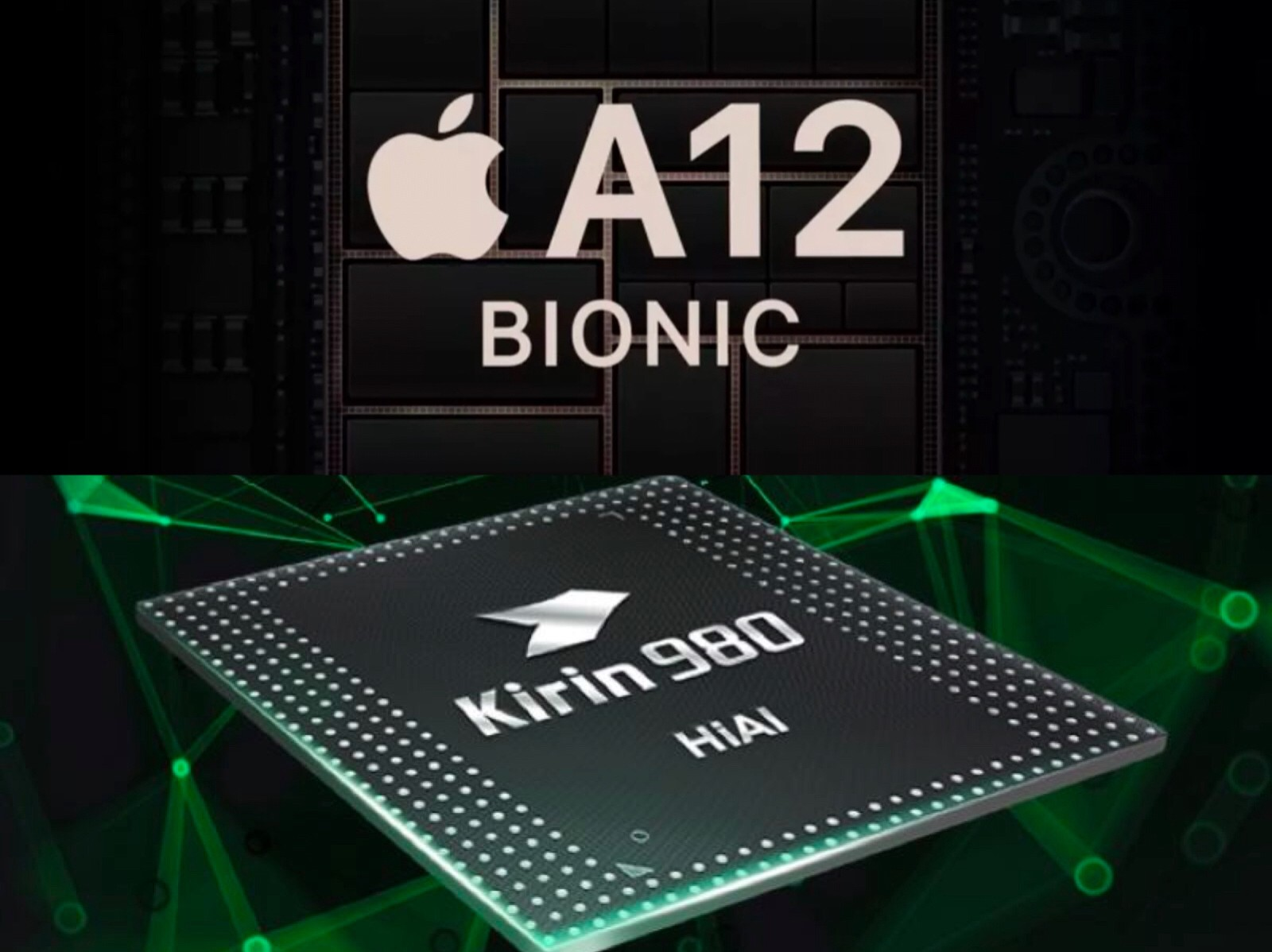 AI Chip Duel: Apple A12 Bionic vs Huawei Kirin 980