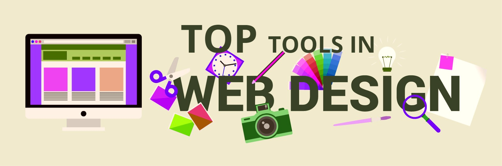 Top Most Used Tools In Web Designing By Raman Kumar Medium