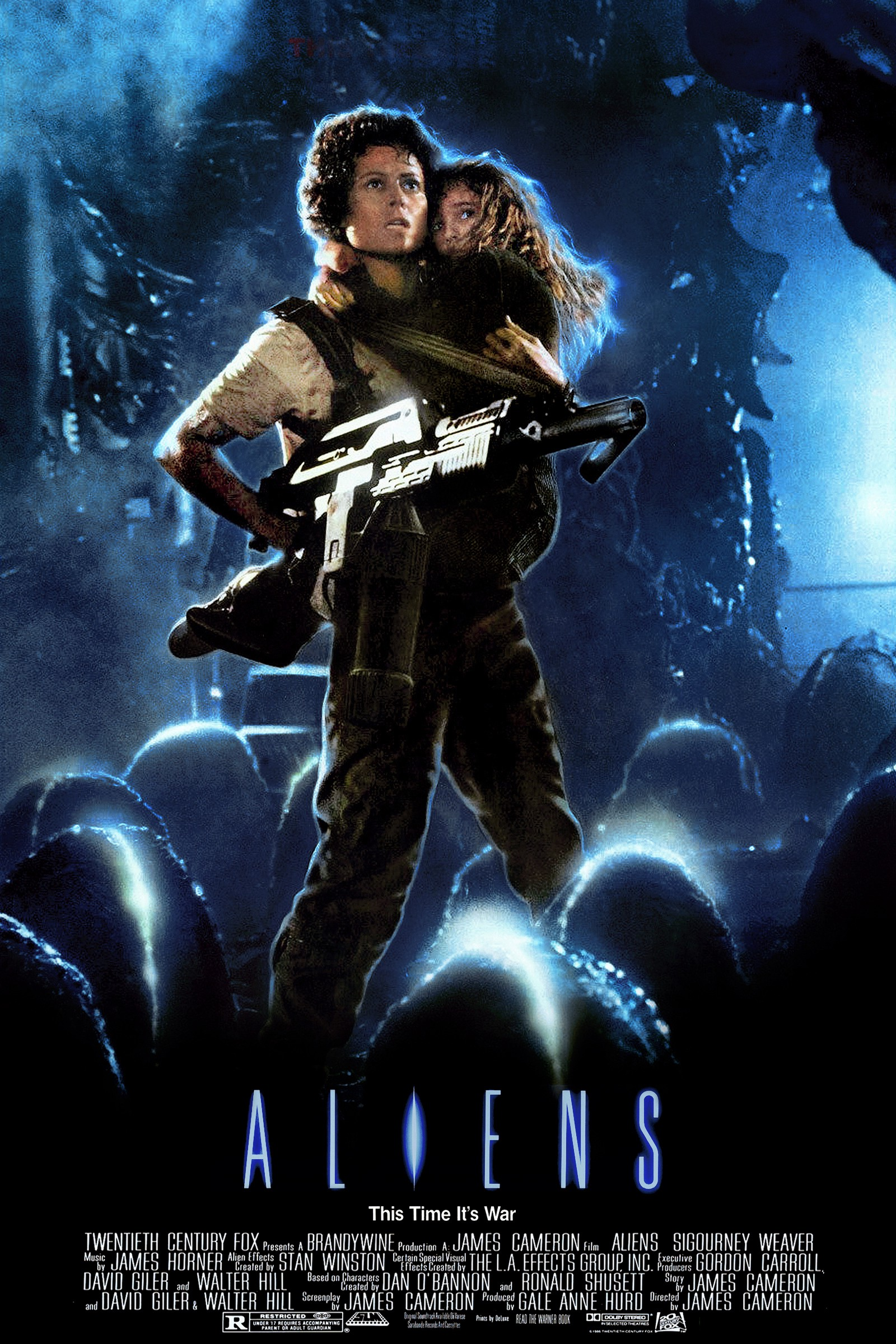 """After The Events in """"Alien"""", James Cameron Made It Clear That ..."""