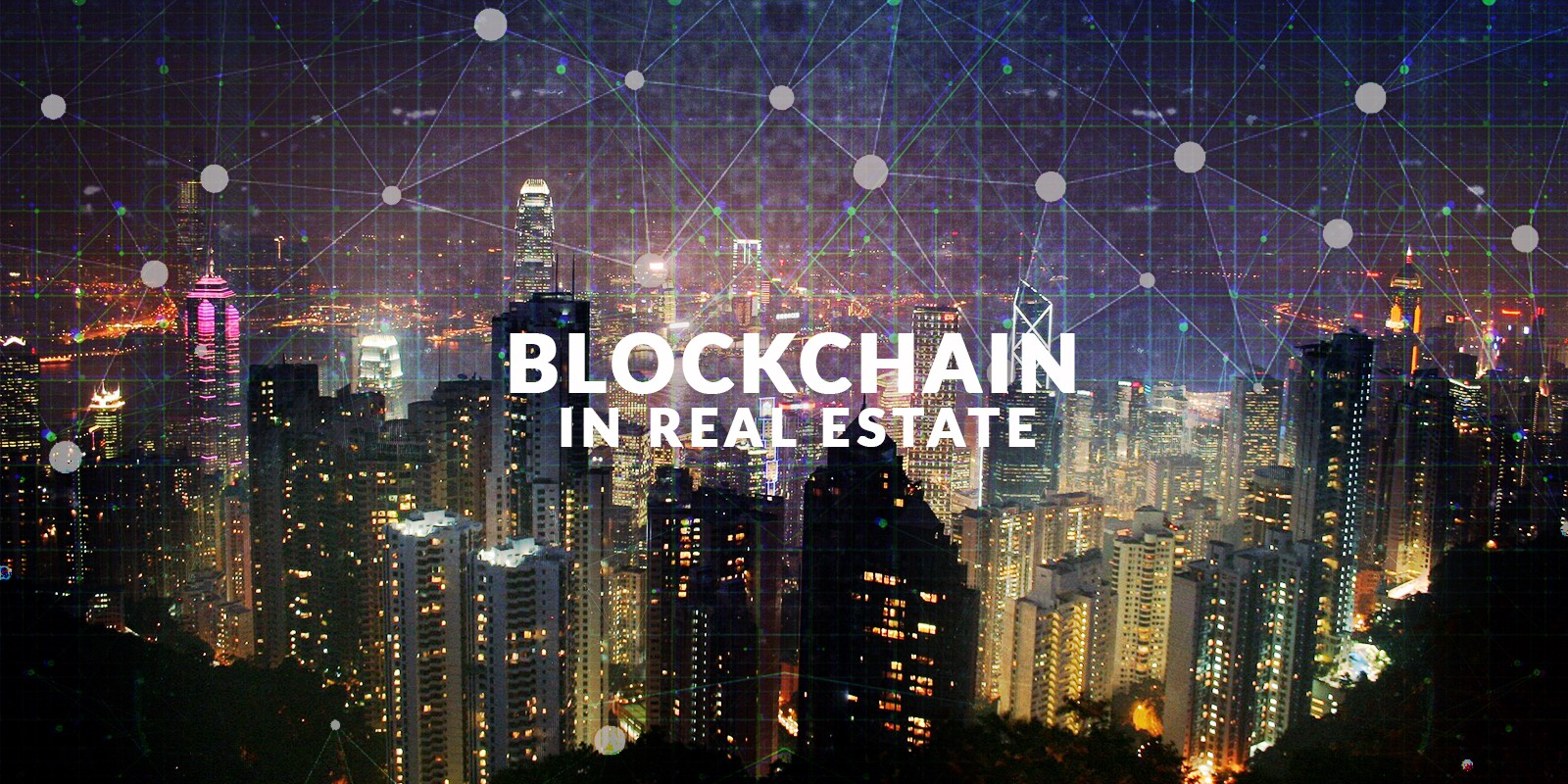 Image result for block chain and real estate