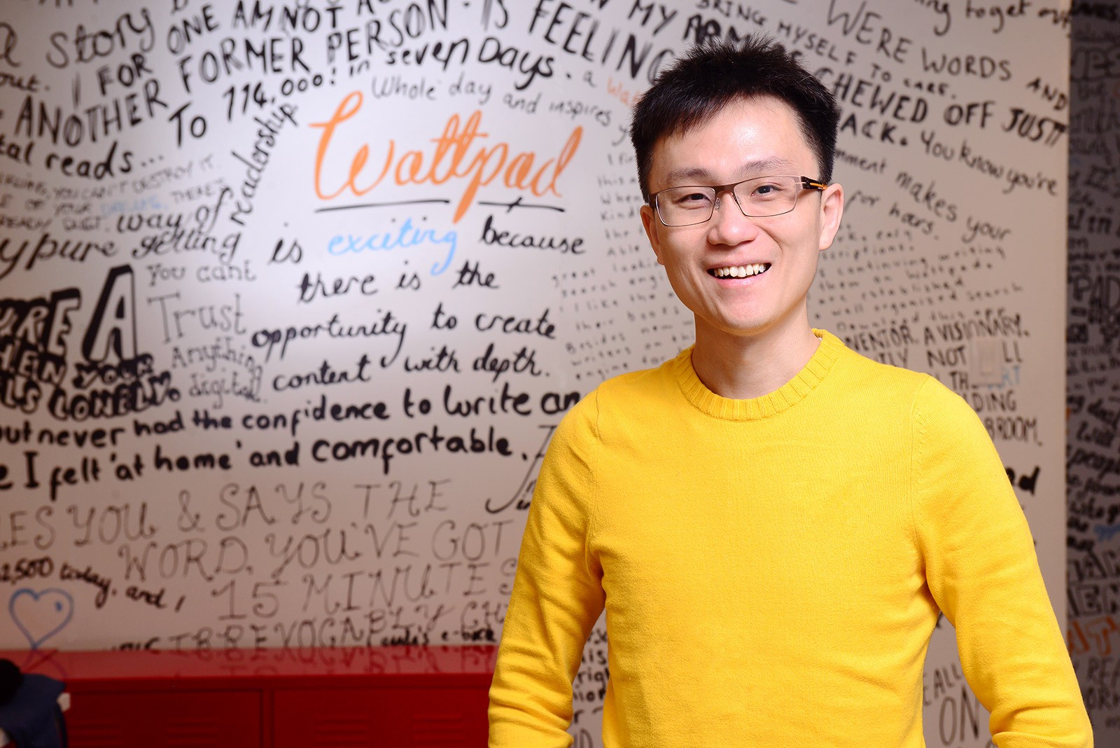 Interview with Allen Lau of Wattpad: On evolving from