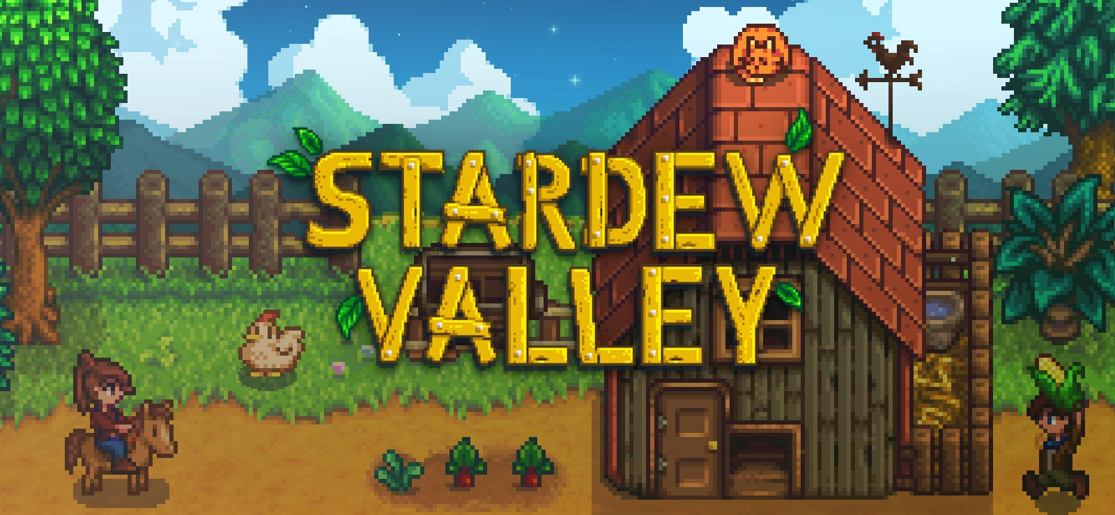 The ingenious addiction of Stardew Valley - Cube - Medium