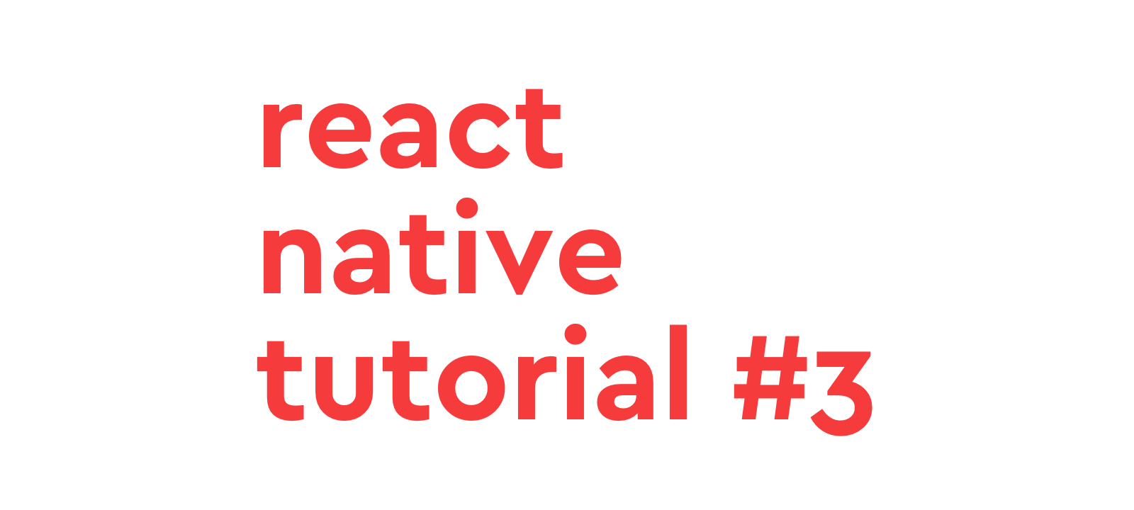 React-Native Tutorial #3— Integration and E2E tests with Detox