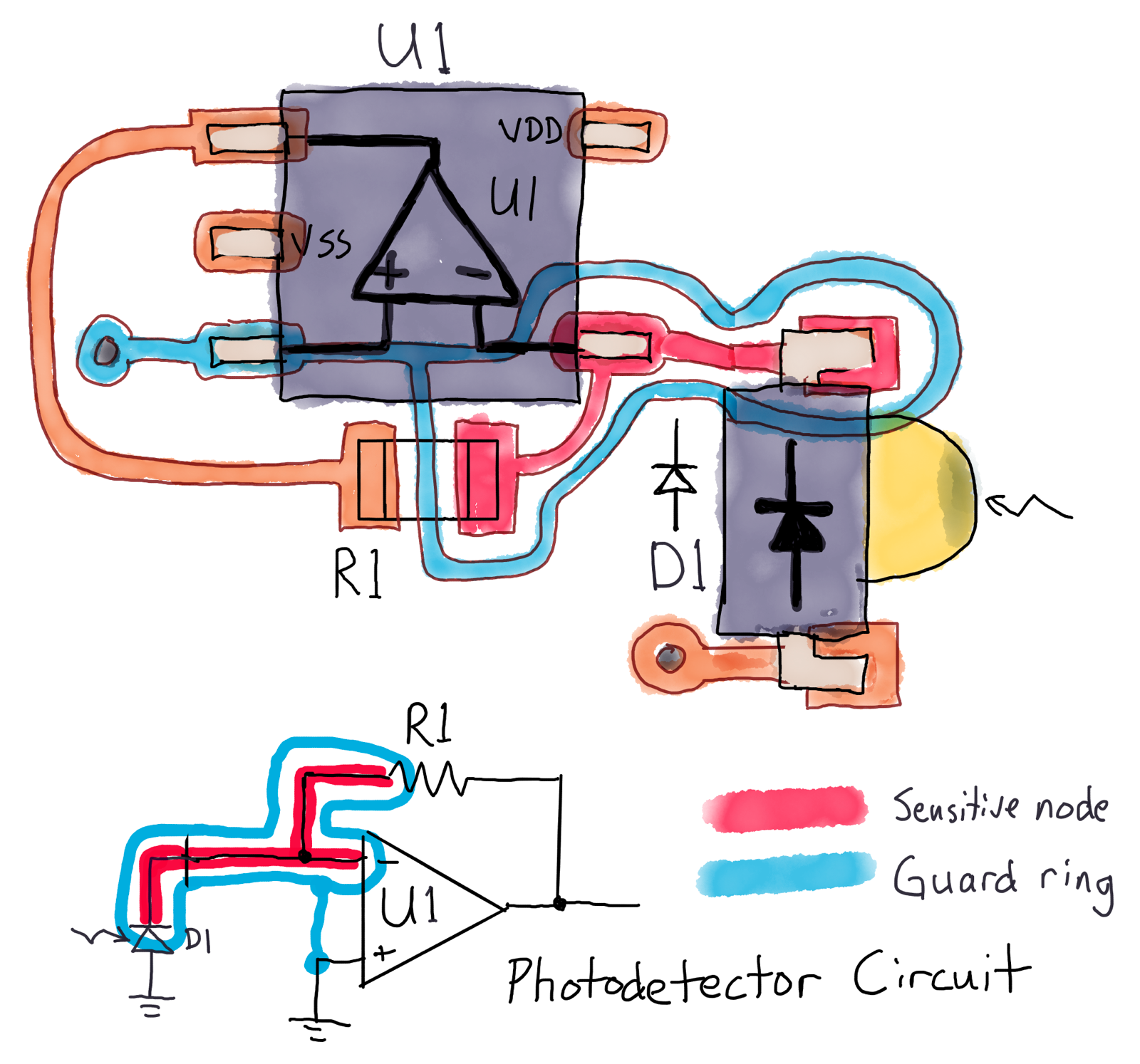 Here Is An Example Of An Accidental Short Circuit Of The Type