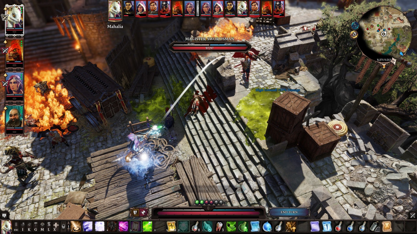 Divinity Original Sin II Review — Epic Old School R.P.G | by Oggie Reviews | Medium