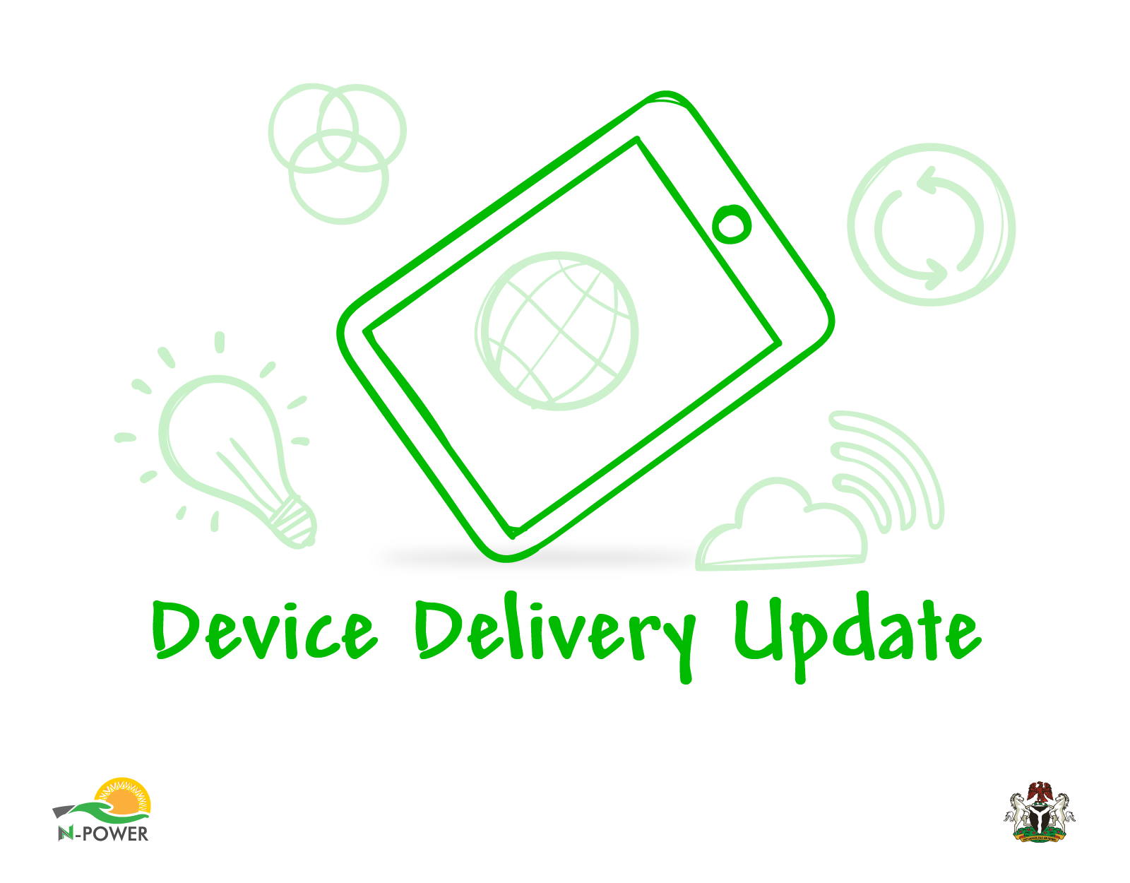 NPower Device Delivery Update, September 8th, 2017 - N-Power