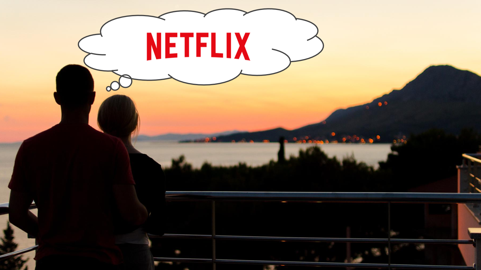 12 things to do with your S O  besides watch Netflix when