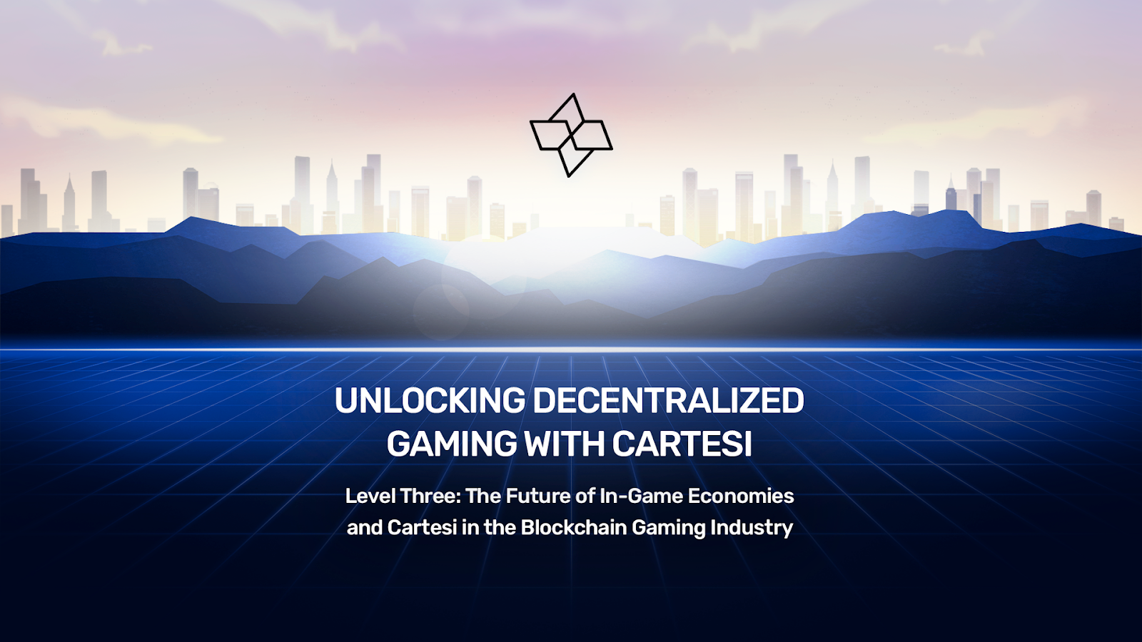 1*F1dvvOSKSlemAzHkzpaeUQ Mini-Series: Unlocking the Next Level of Decentralized Gaming with Cartesi