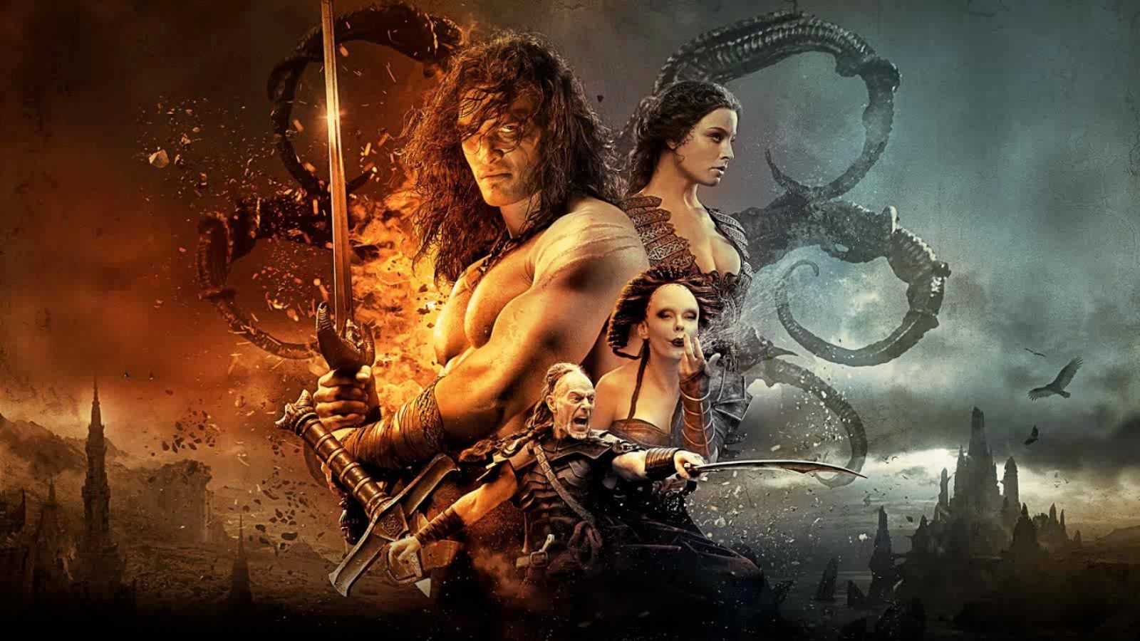 CONAN THE BARBARIAN (2011): Sword And Sorcery Done Right