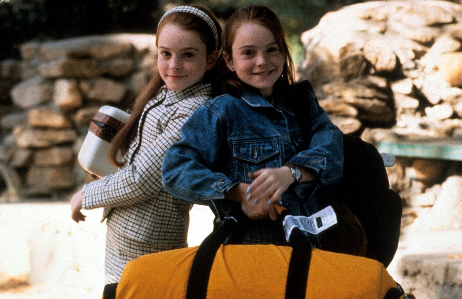 """I'm Re-Obsessed with """"The Parent Trap"""" and It's Giving Me"""