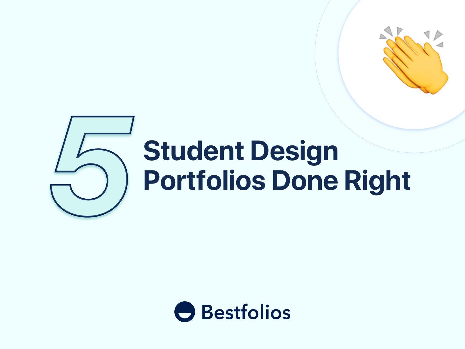 5 student design portfolios done right - bestfolios