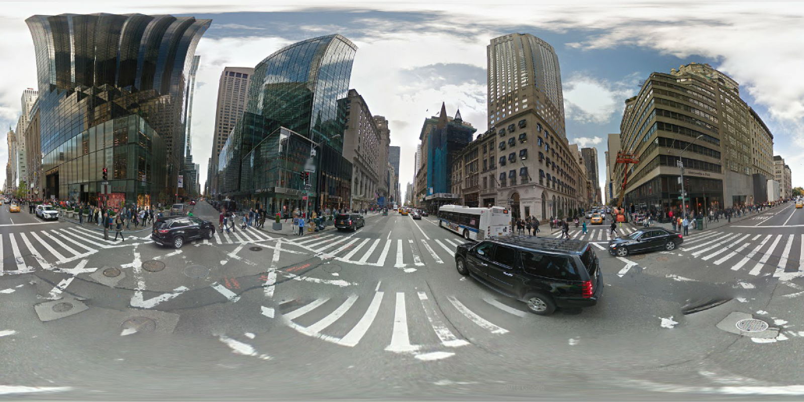 New | Creating point clouds with Google Street View