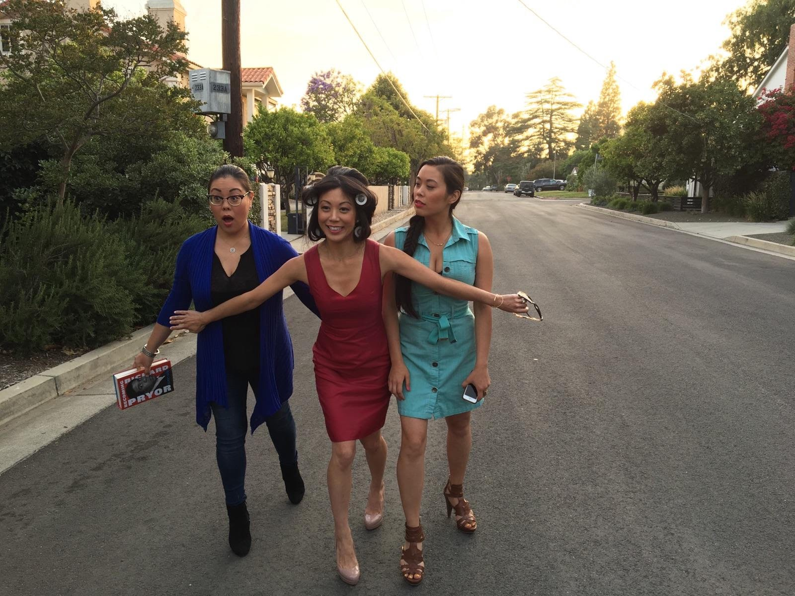 The Sisters Ishibashi celebrate being a Japanese American