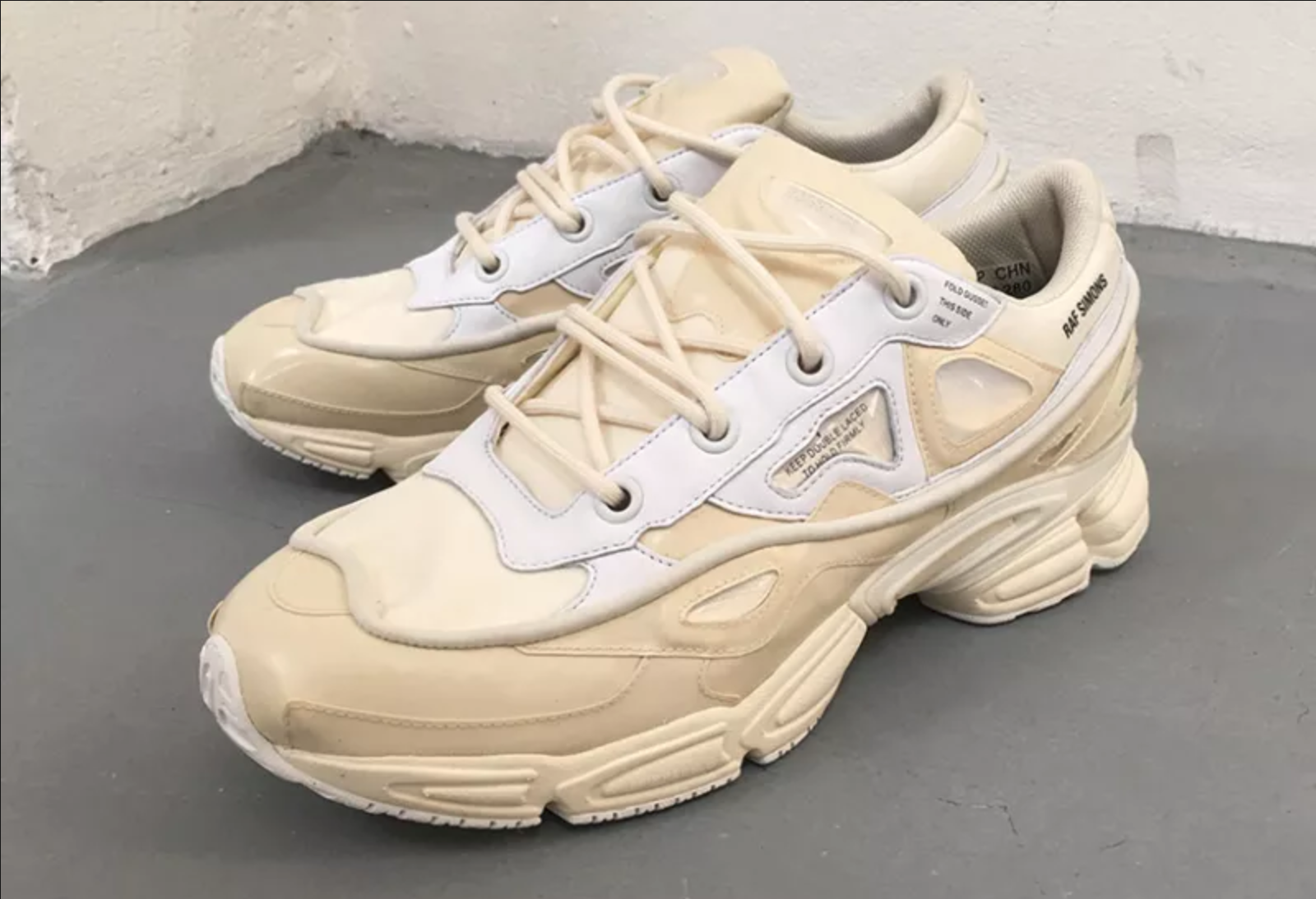 huge selection of 3240a ded47 Yeezy Mud Rat 500 Preview via Kim K - PREPBOYS - Medium