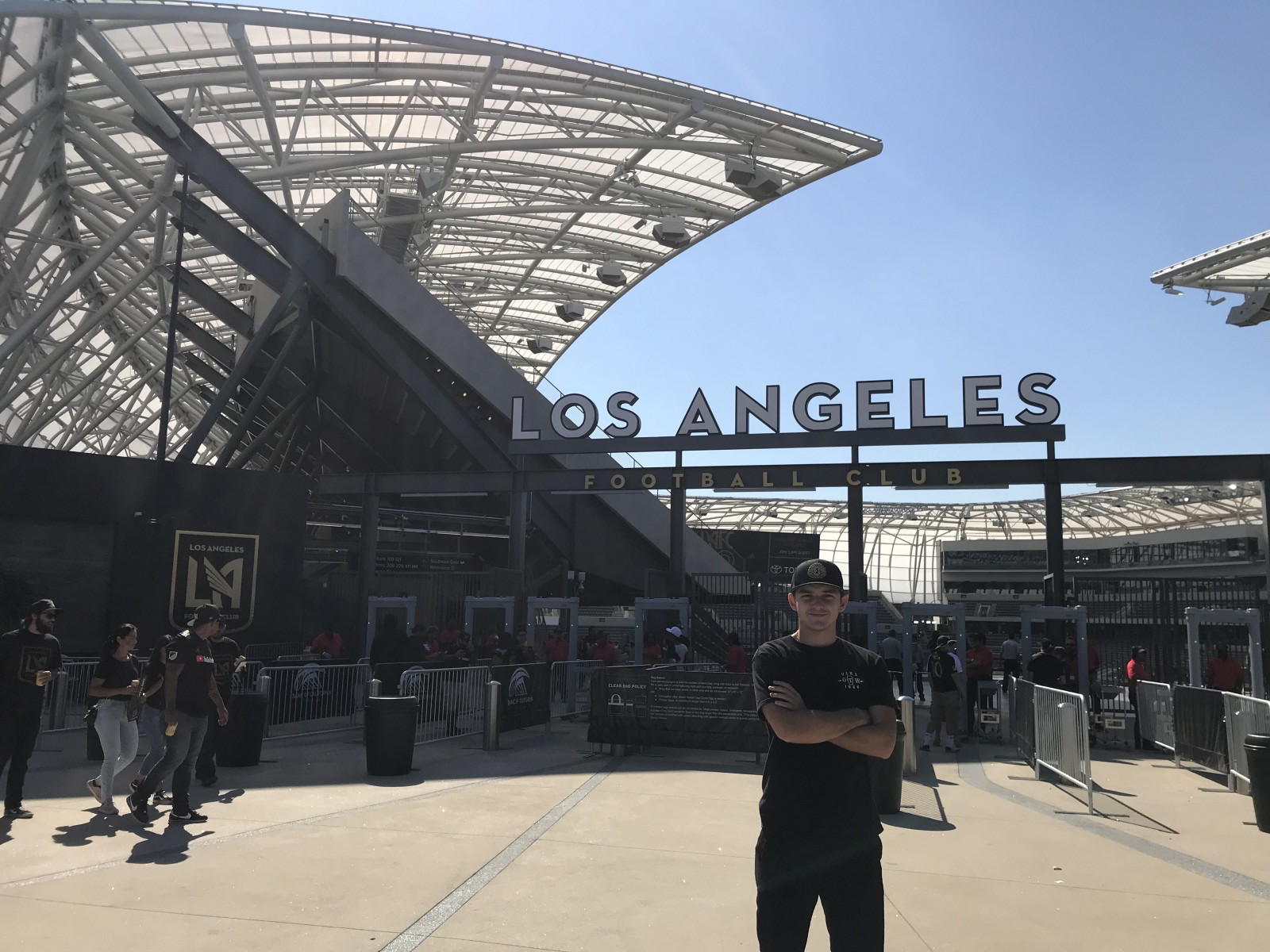Lafc Through The Eyes Of One Of Its First Fans Mane Camelo