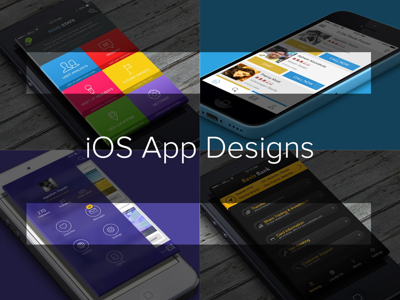Designing for Mobile: iOS - AndroidPub