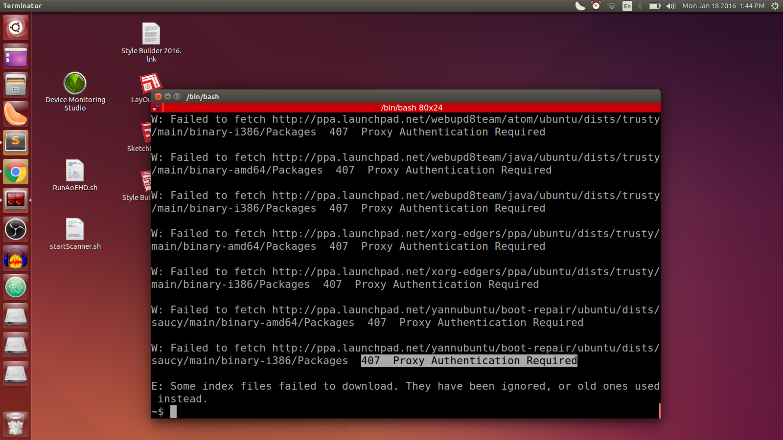 Setting up Proxy in Ubuntu - Raghuram Krishnaswami - Medium
