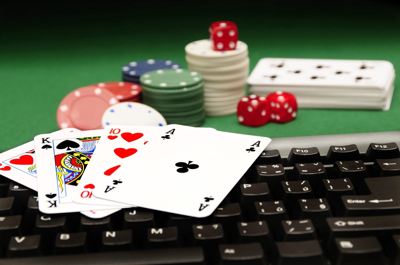 Casino Online Betting — Why to Select Playing Online | by Taseer Bokhari |  Medium