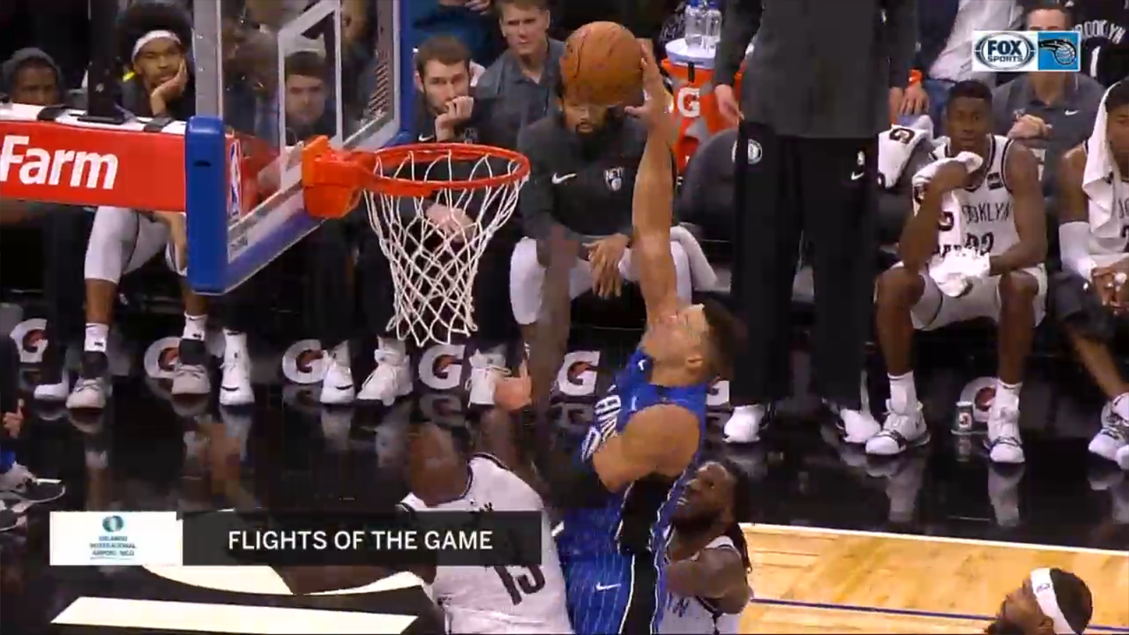 We Watched It So You Didn T Have To Orlando Magic Vs Brooklyn Nets By Brandon Anderson Medium