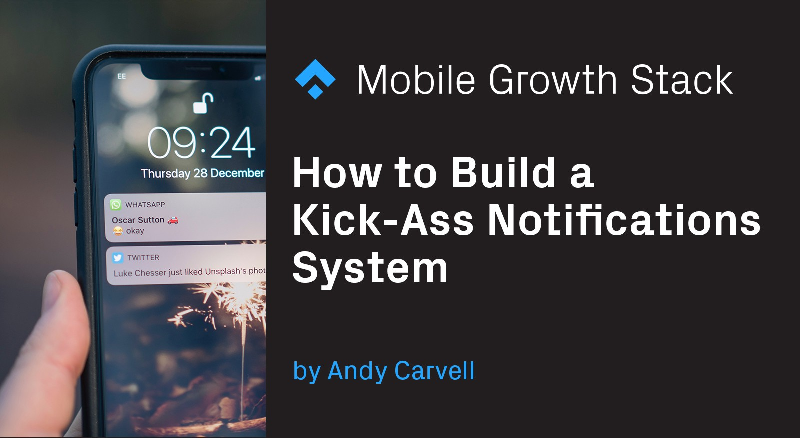 How to Build a Kick-Ass Notifications System - The Mobile