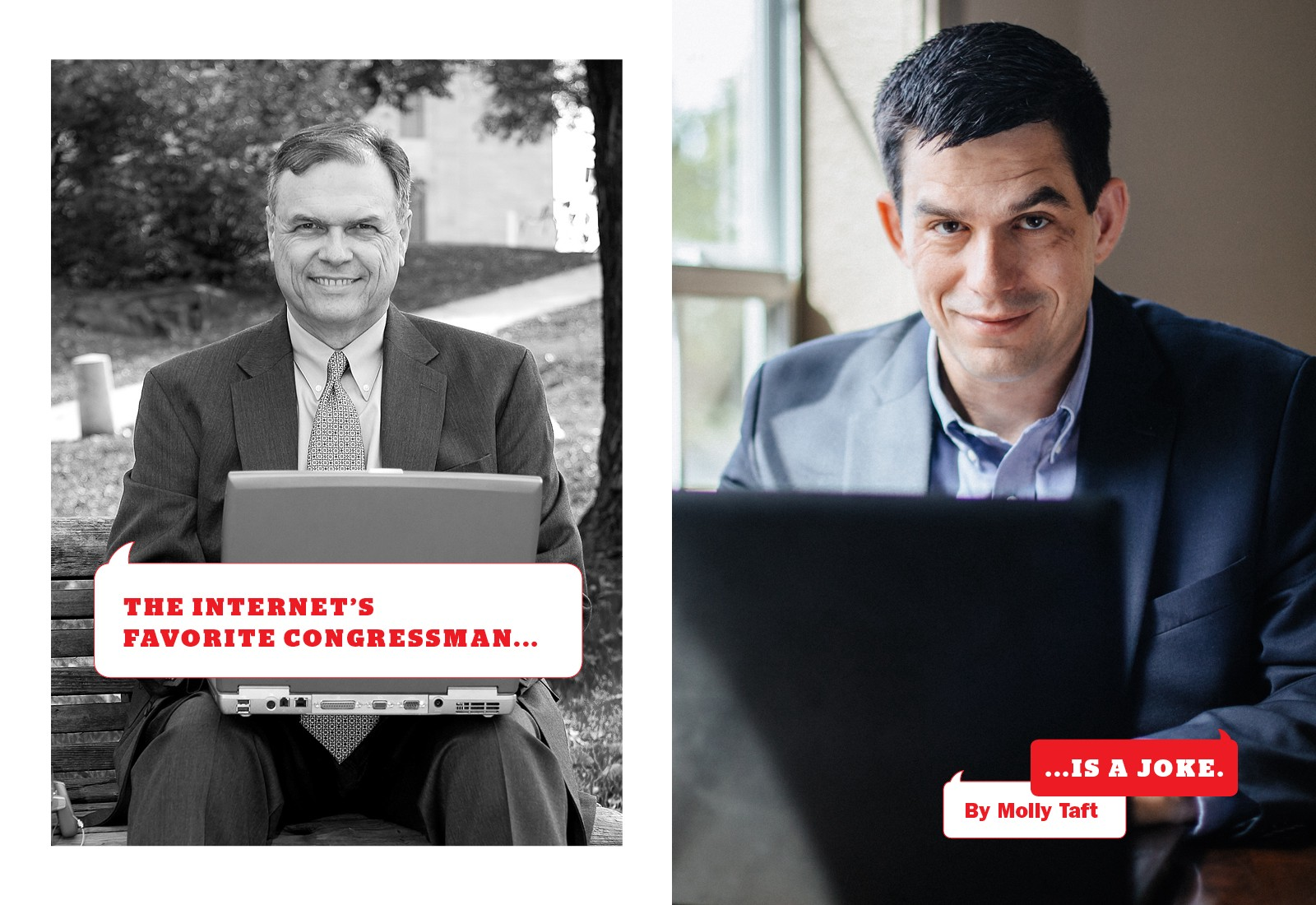 The Internet's Favorite Congressman Is A Joke - BuzzFeed Collections