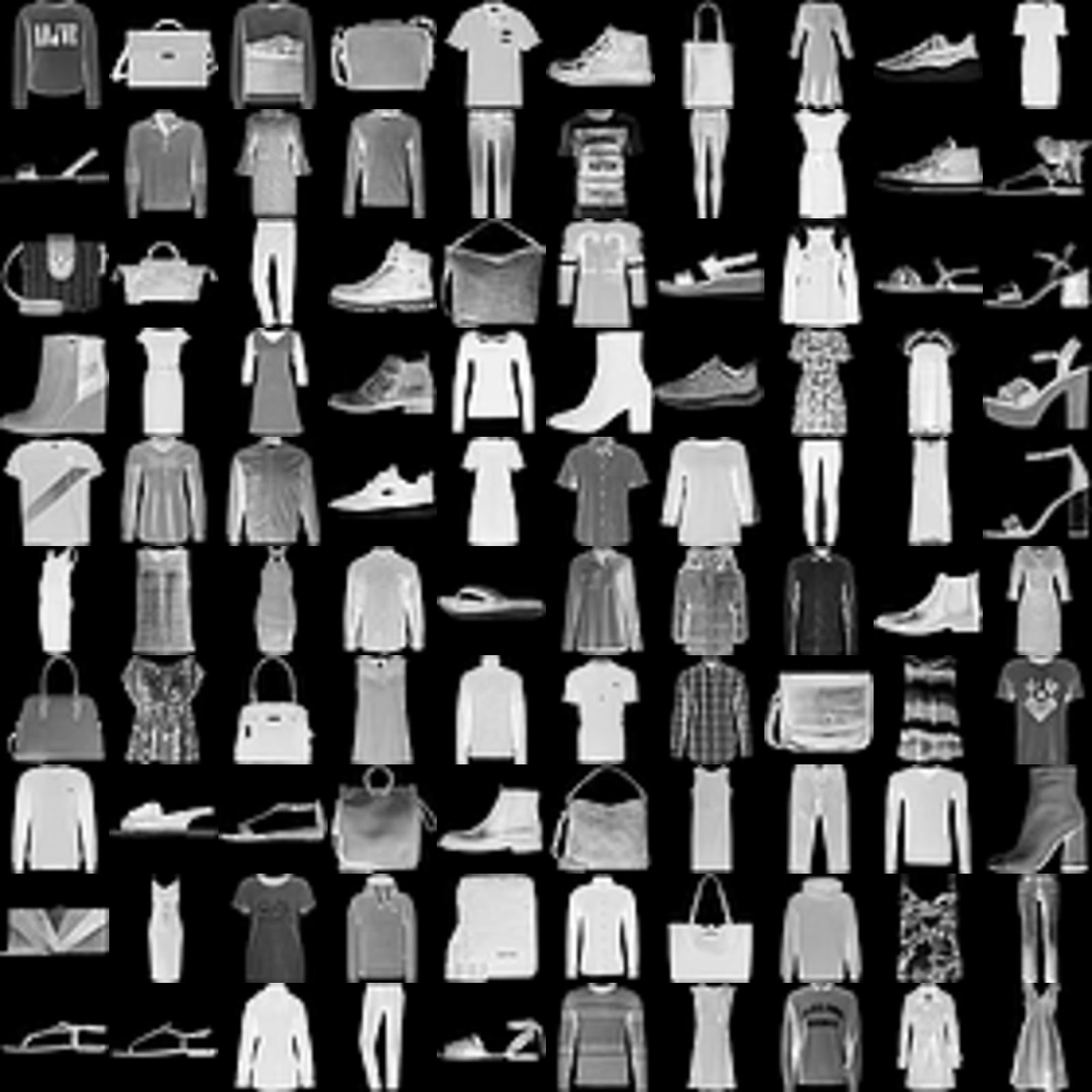 How to create a clothing classifier program using Deep