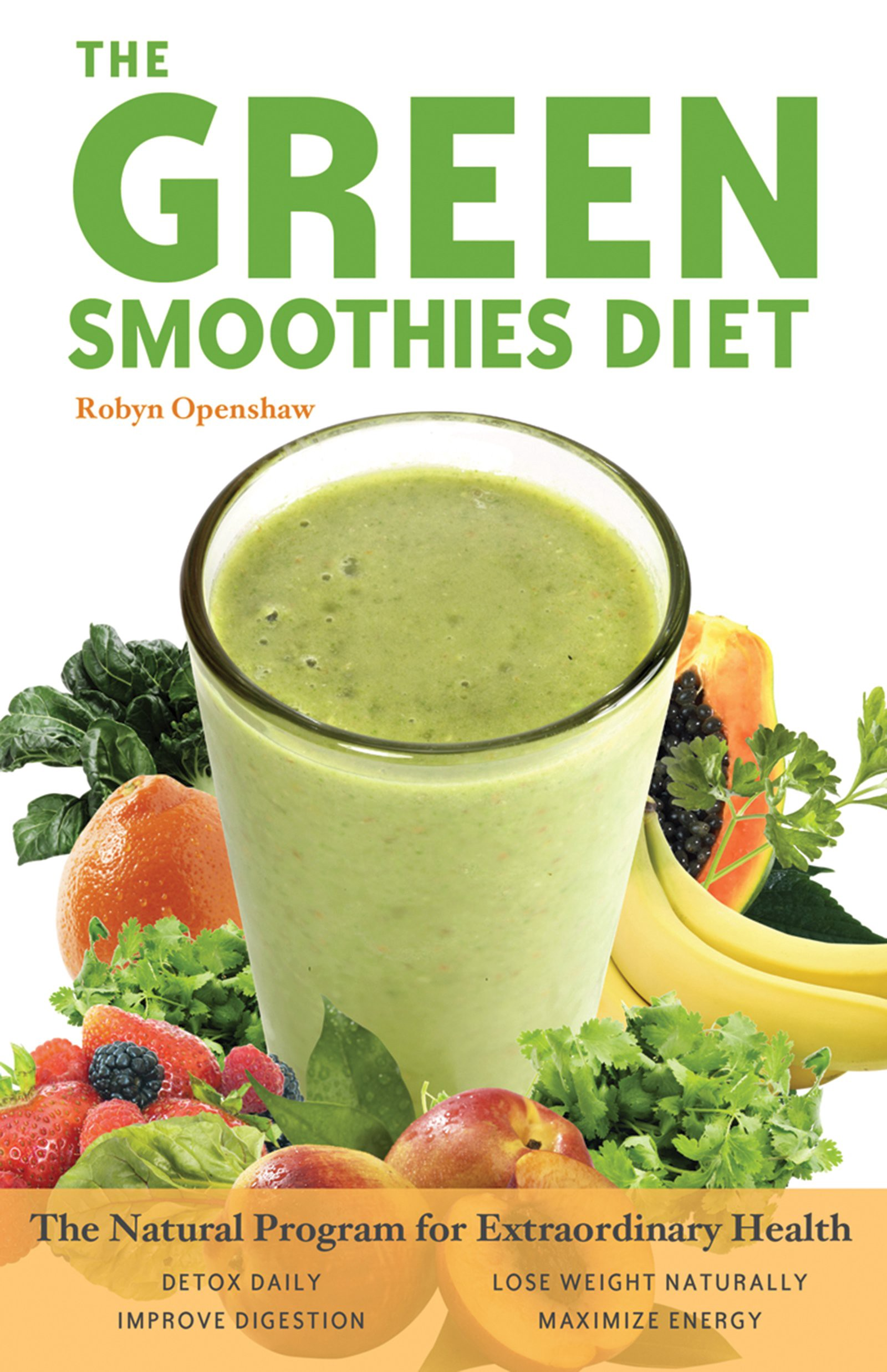 Smoothie for weight loss plan
