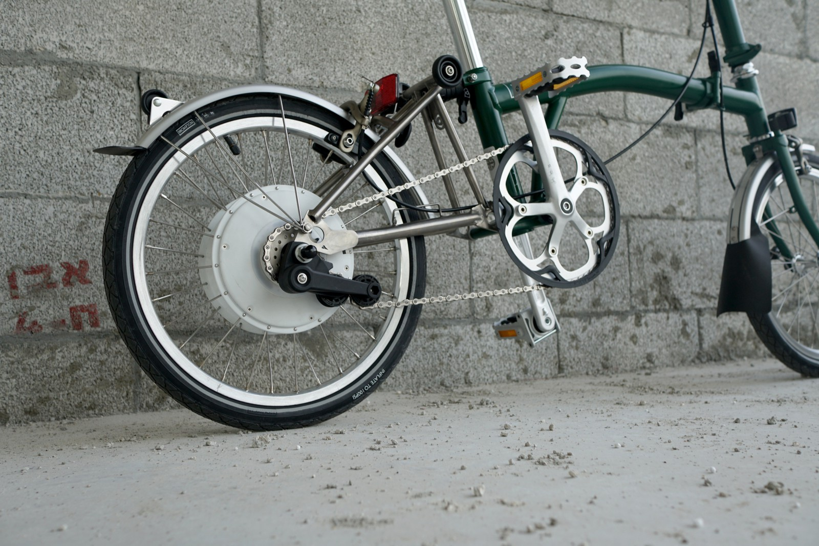 Electric Brompton Kit Like A Pro The Story Is Quiet Simple I Am A Bike By Recommendations 2018 Medium