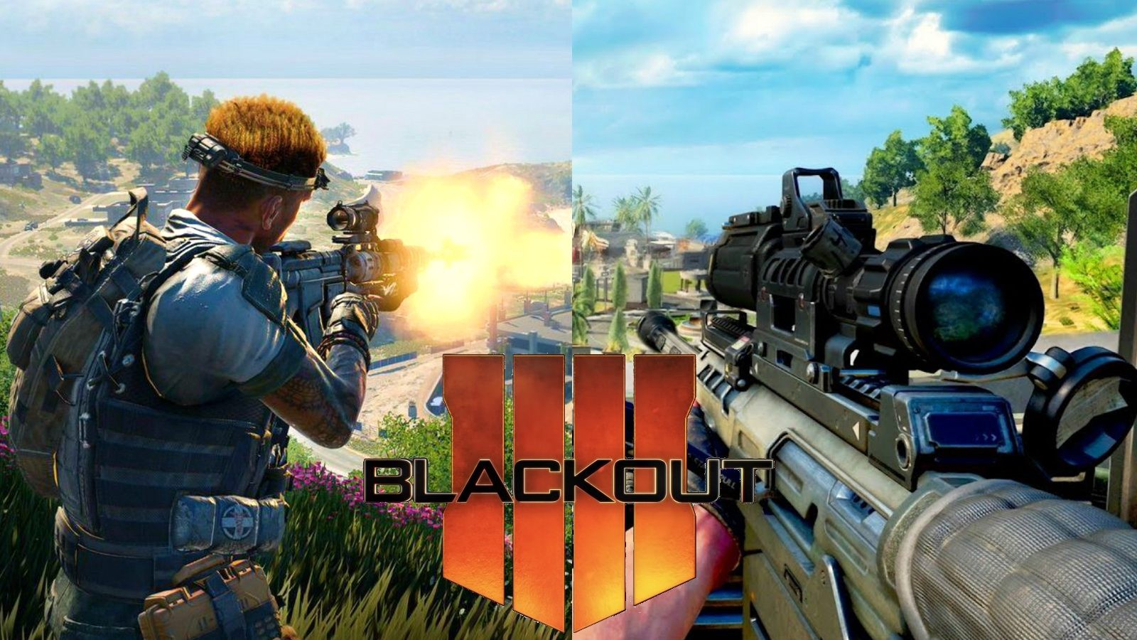 Call of Duty: Black Ops 4 offers no ordinary Battle Royale ...