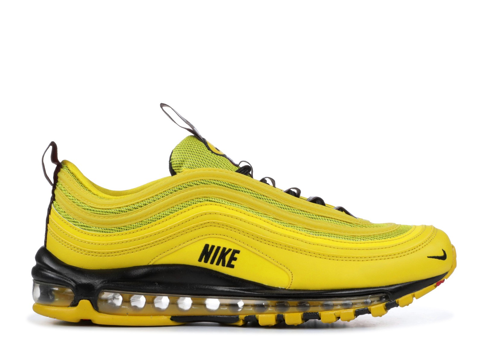 competitive price c8858 12d8c yellow and black air max 97
