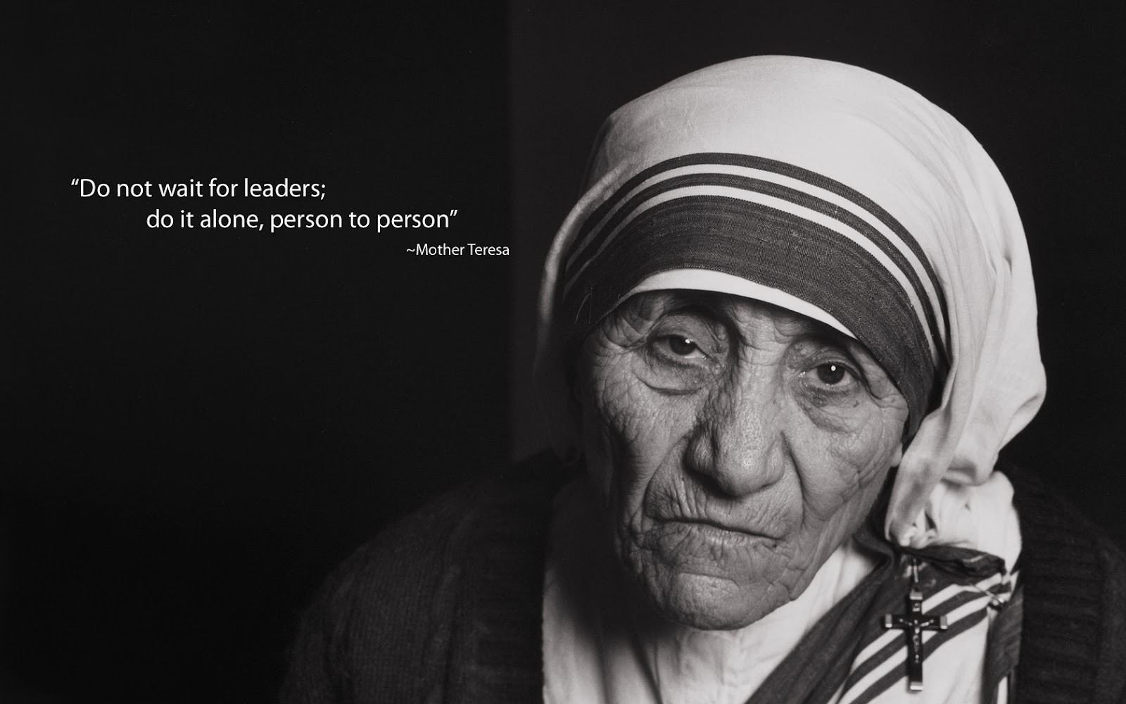 10 Quotes By Mother Teresa on Kindness, Love & Humanity