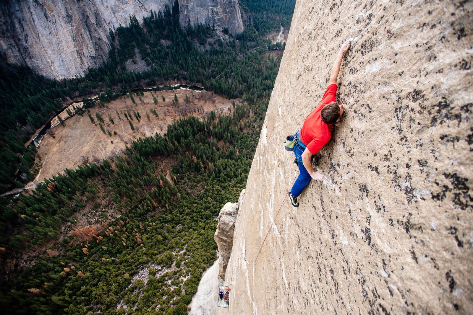 SXSW 2018: THE DAWN WALL Is a Must-See Adventure Documentary