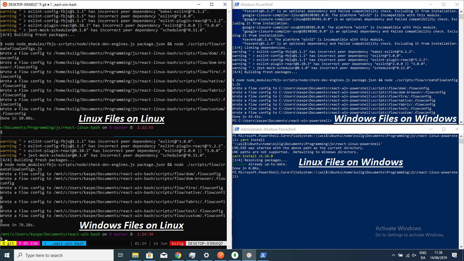 Windows Subsystem for Linux (WSL) 2: First Impressions