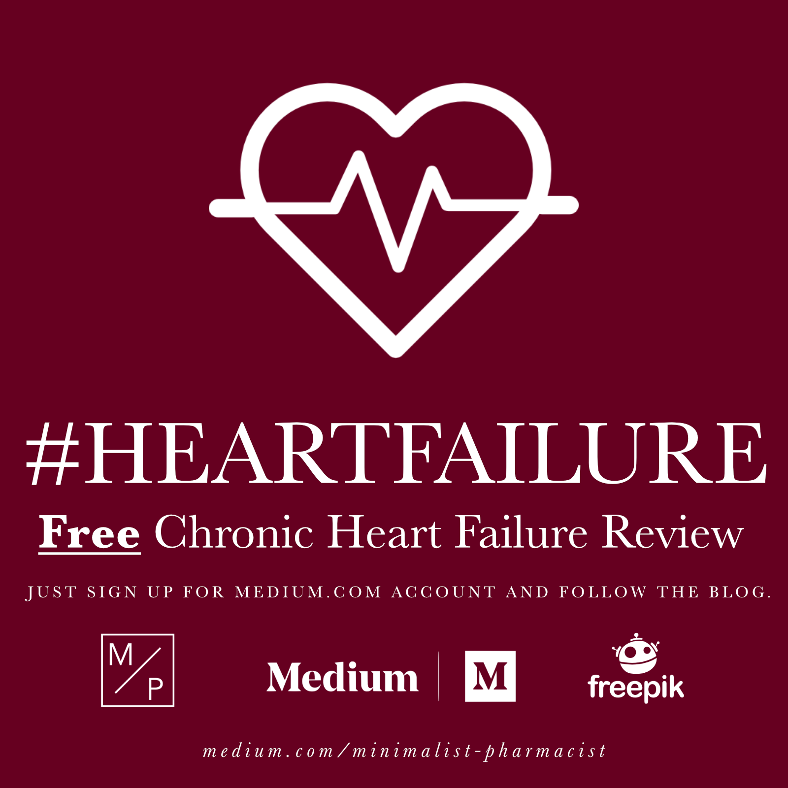 Guideline Based Pharmacotherapy Review For Treating Chronic Heart Failure By Minimalist Pharmacist Admin Minimalist Pharmacist Medium