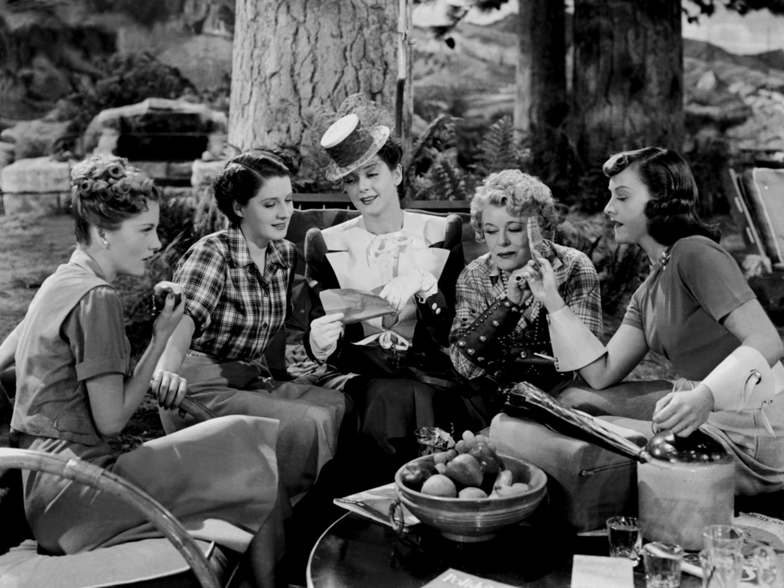 George Cukor's The Women, 1939