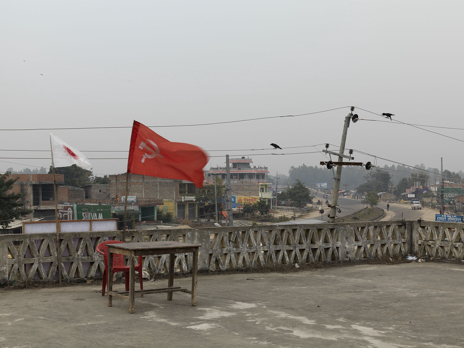 Photos: A look at communists and their humble party offices