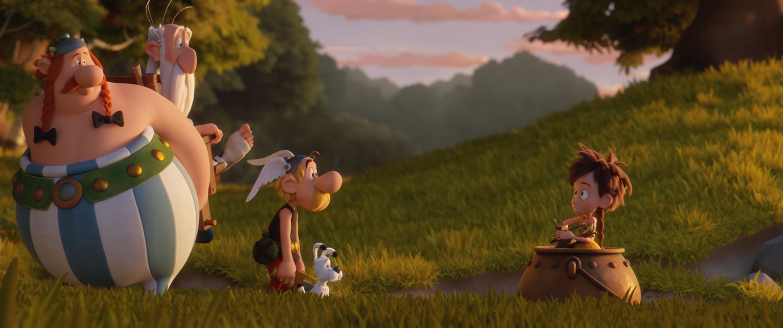 asterix the secret of the magic potion watch online free