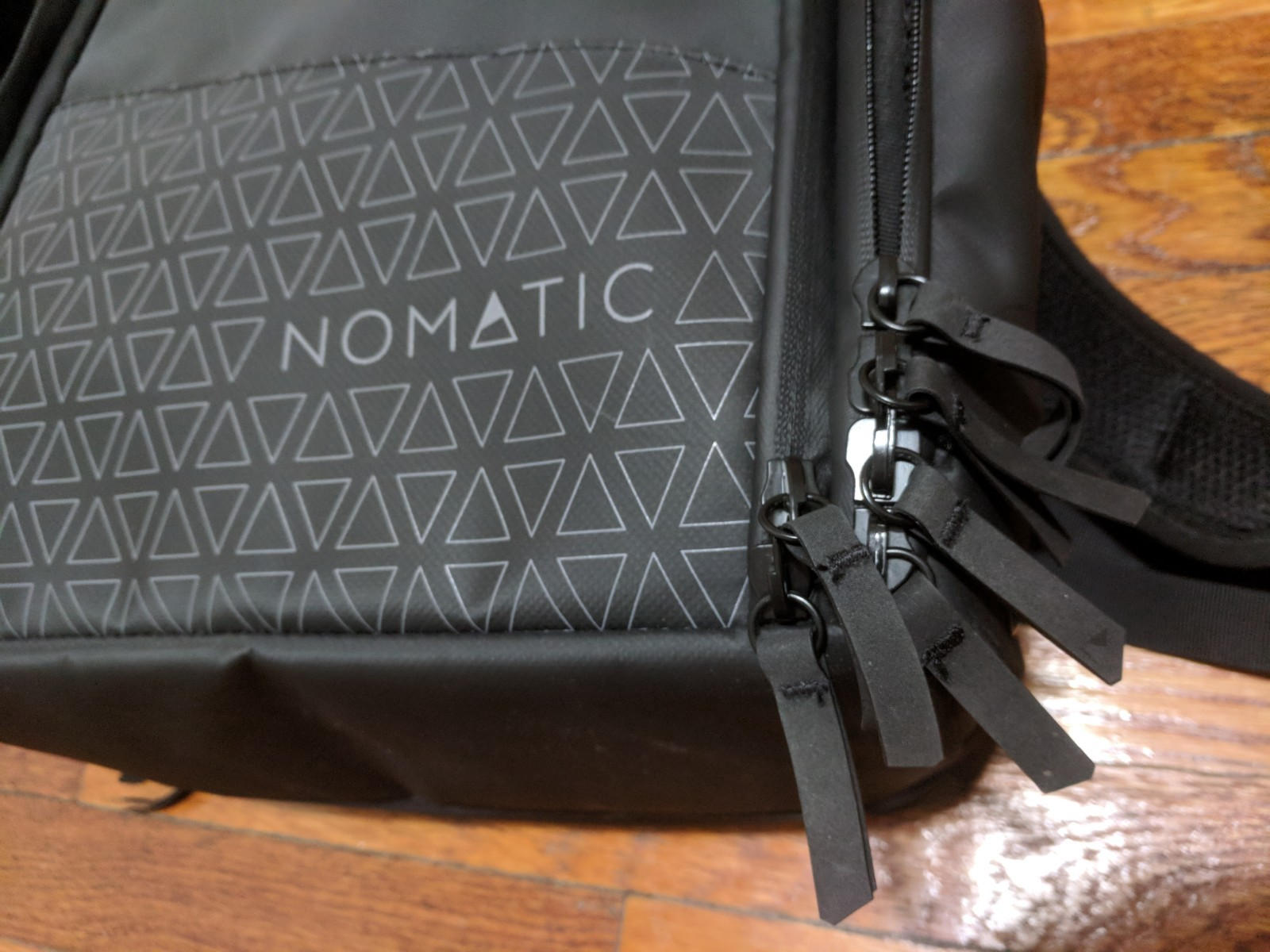 NOMATIC Travel Pack Review - Pangolins with Packs