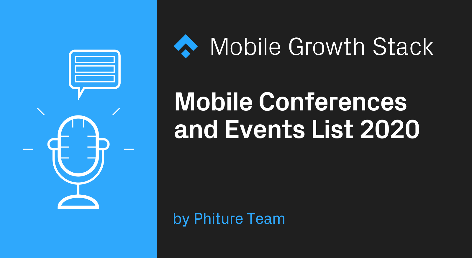 Top Events Of 2020.Mobile Conferences And Events List 2020 The Mobile Growth