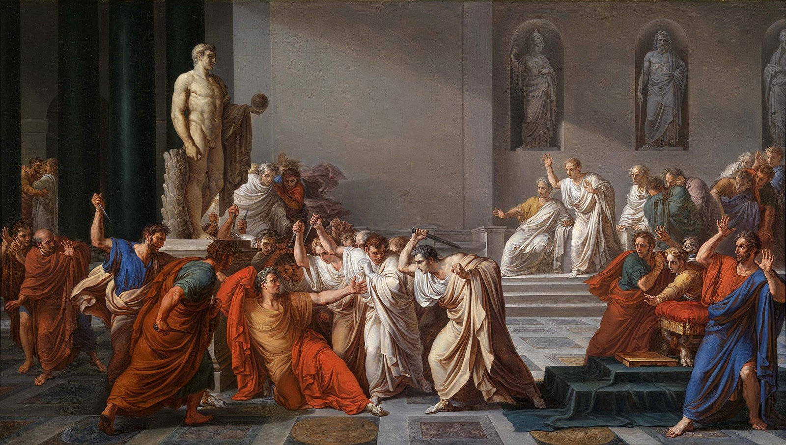Ancient Rome: How to Stop a Riot. History may not repeat itself, but it…    by Alexander Yung   History of Yesterday   Medium
