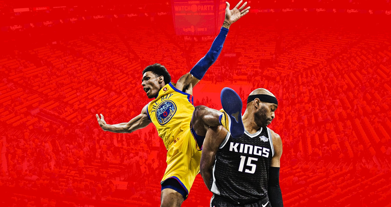 new style 764a7 be505 Did Vince Carter Mean to Injure Patrick McCaw? - Grandstand ...