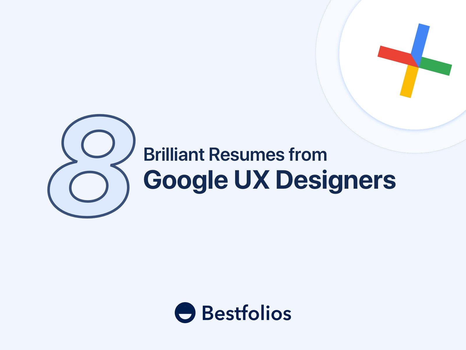 8 Brilliant Ux Designer Resumes That Secured Job Offers From Google By Bestfolios Com Bestfolios Medium