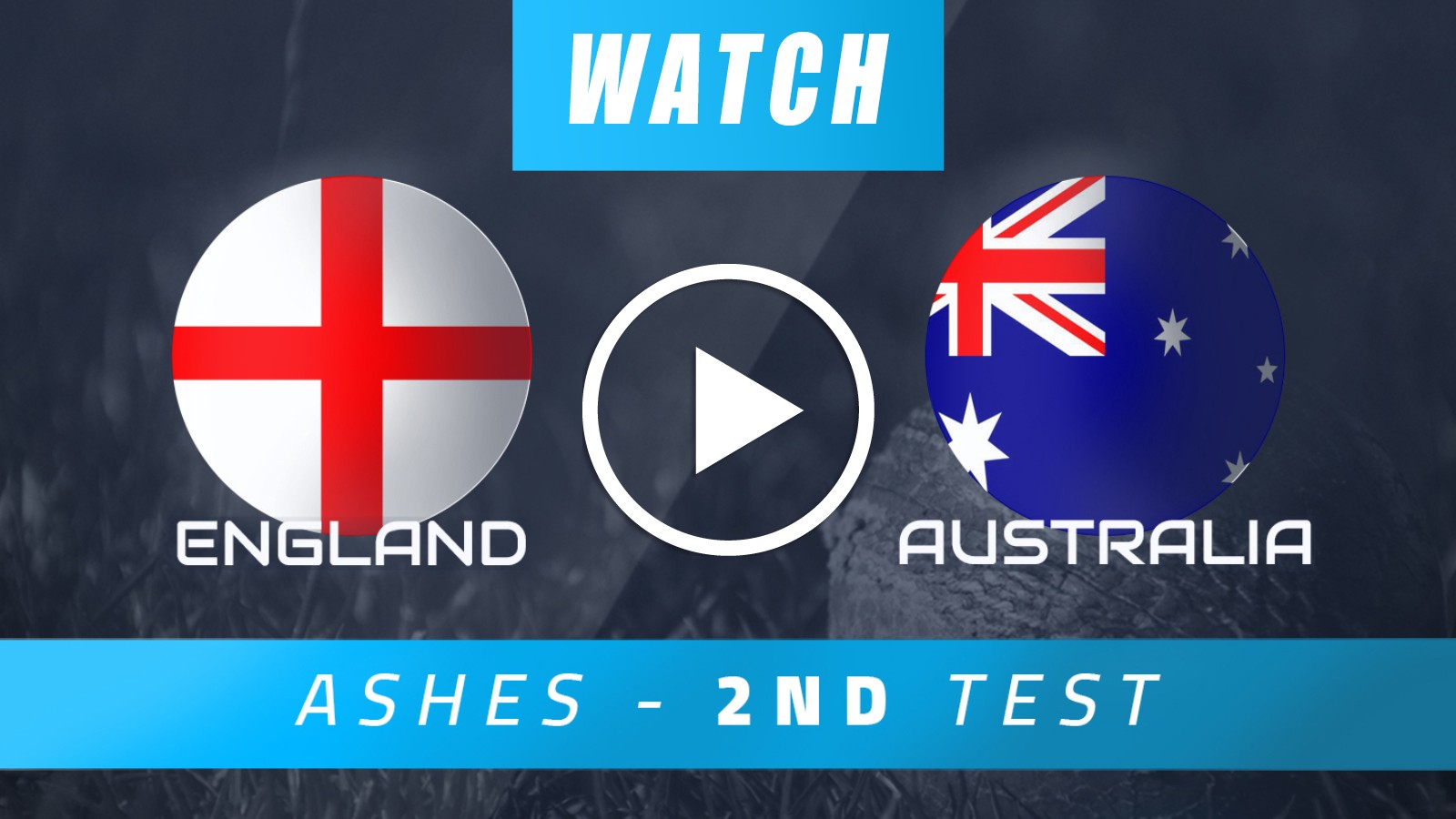 DAY•1] Watch: Ashes 2019 2nd Test (Day 1) Livestream