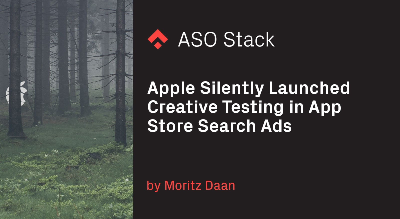 Apple Silently Launched Creative Testing in App Store Search