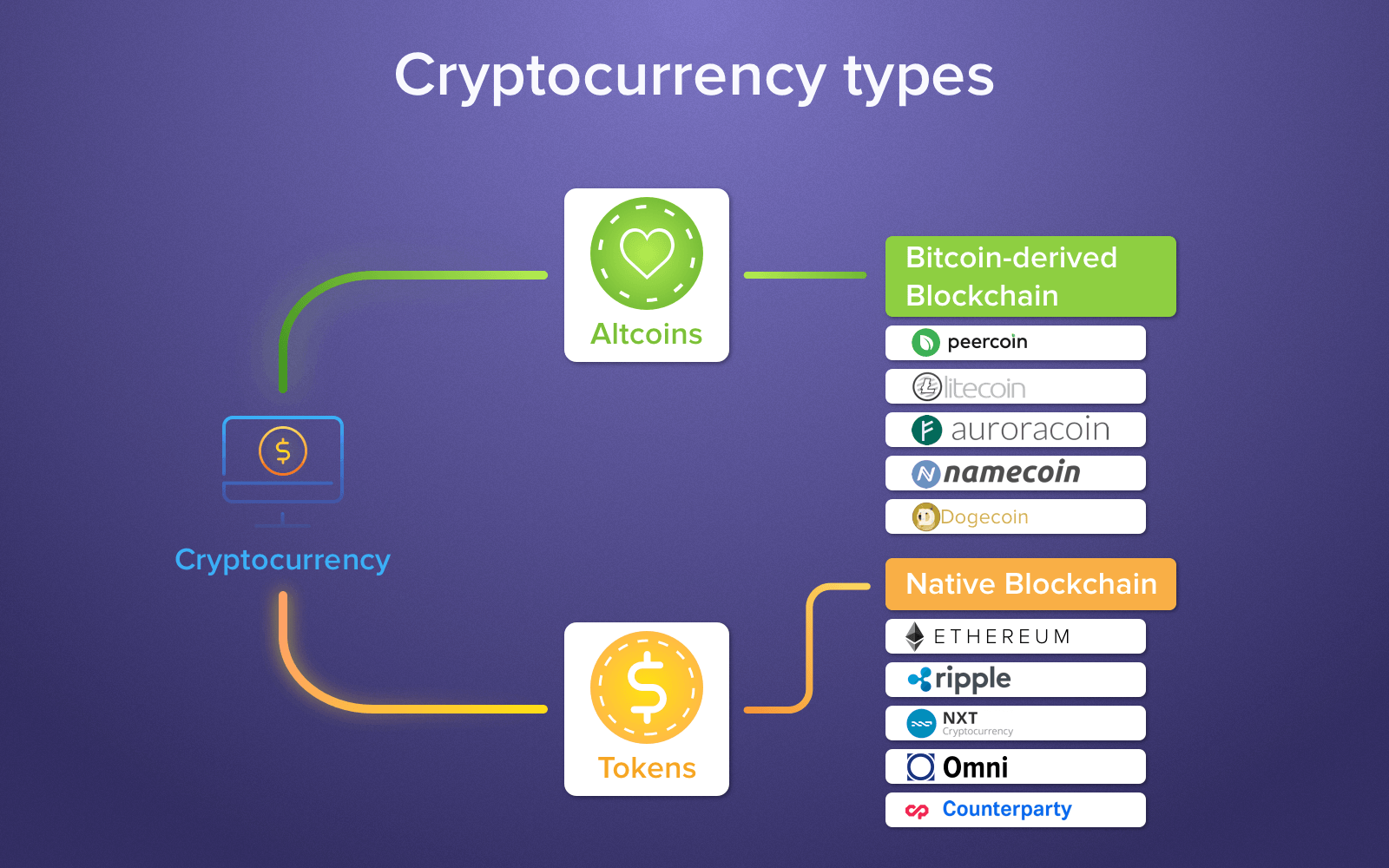 THE BASICS: COIN vs TOKEN  WHAT IS THE DIFFERENCE? - Citowise