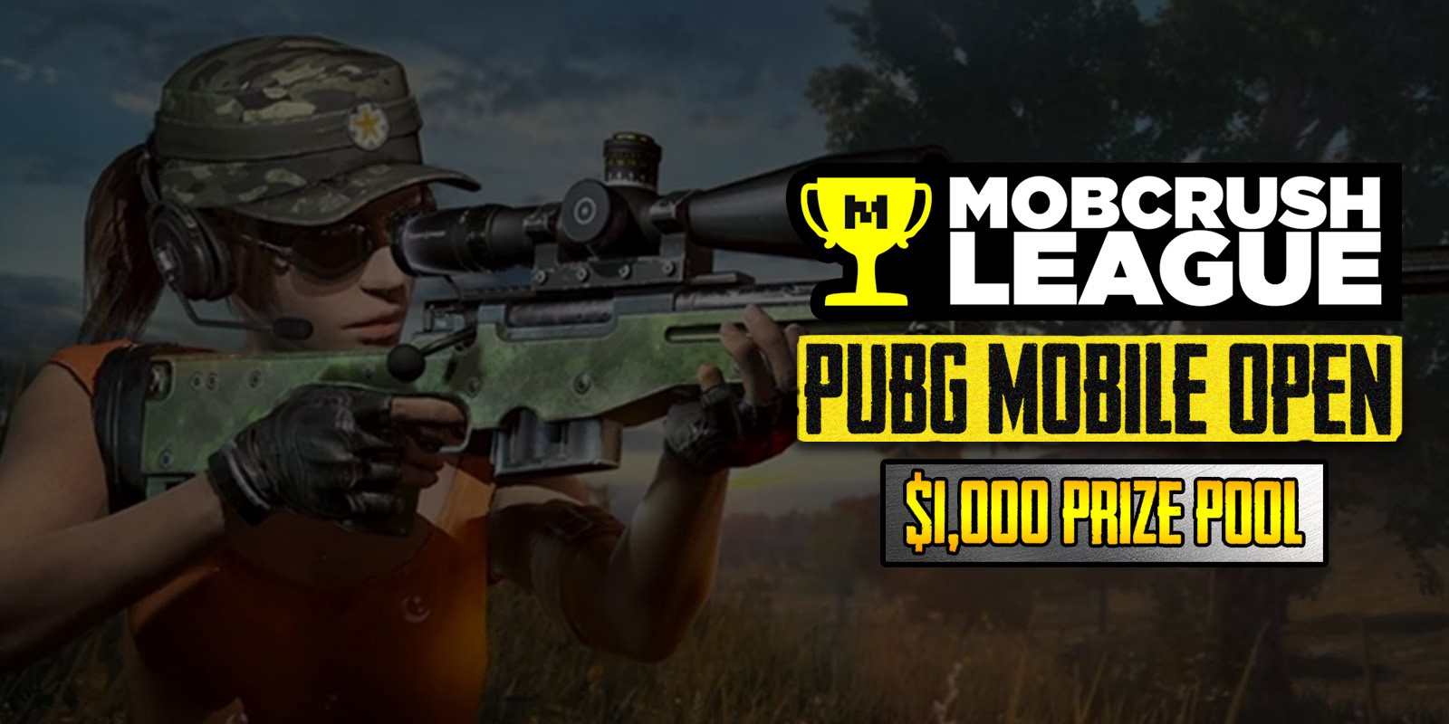 Welcome To The Mobcrush League Are You Ready To Win Your