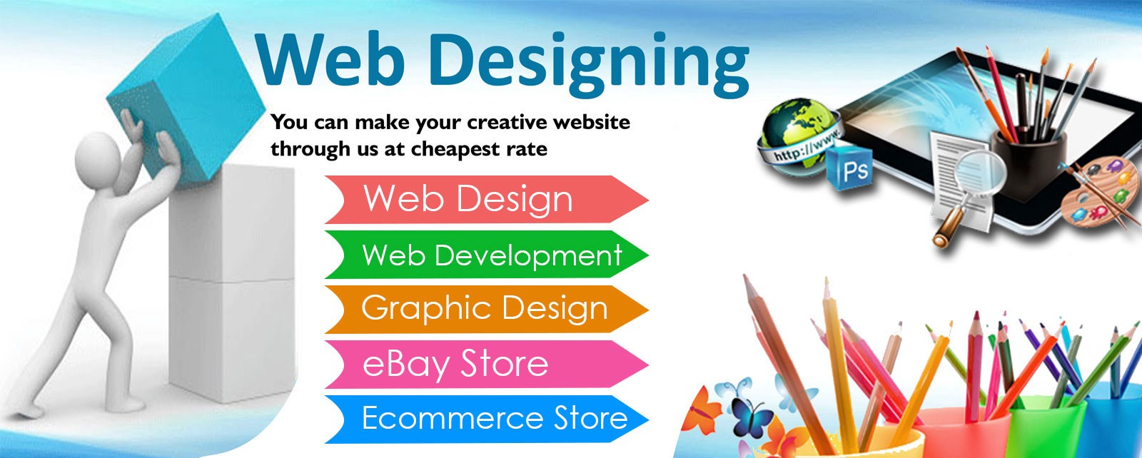 The best web design and development agency in Pakistan. | by Commix  Operator | Medium