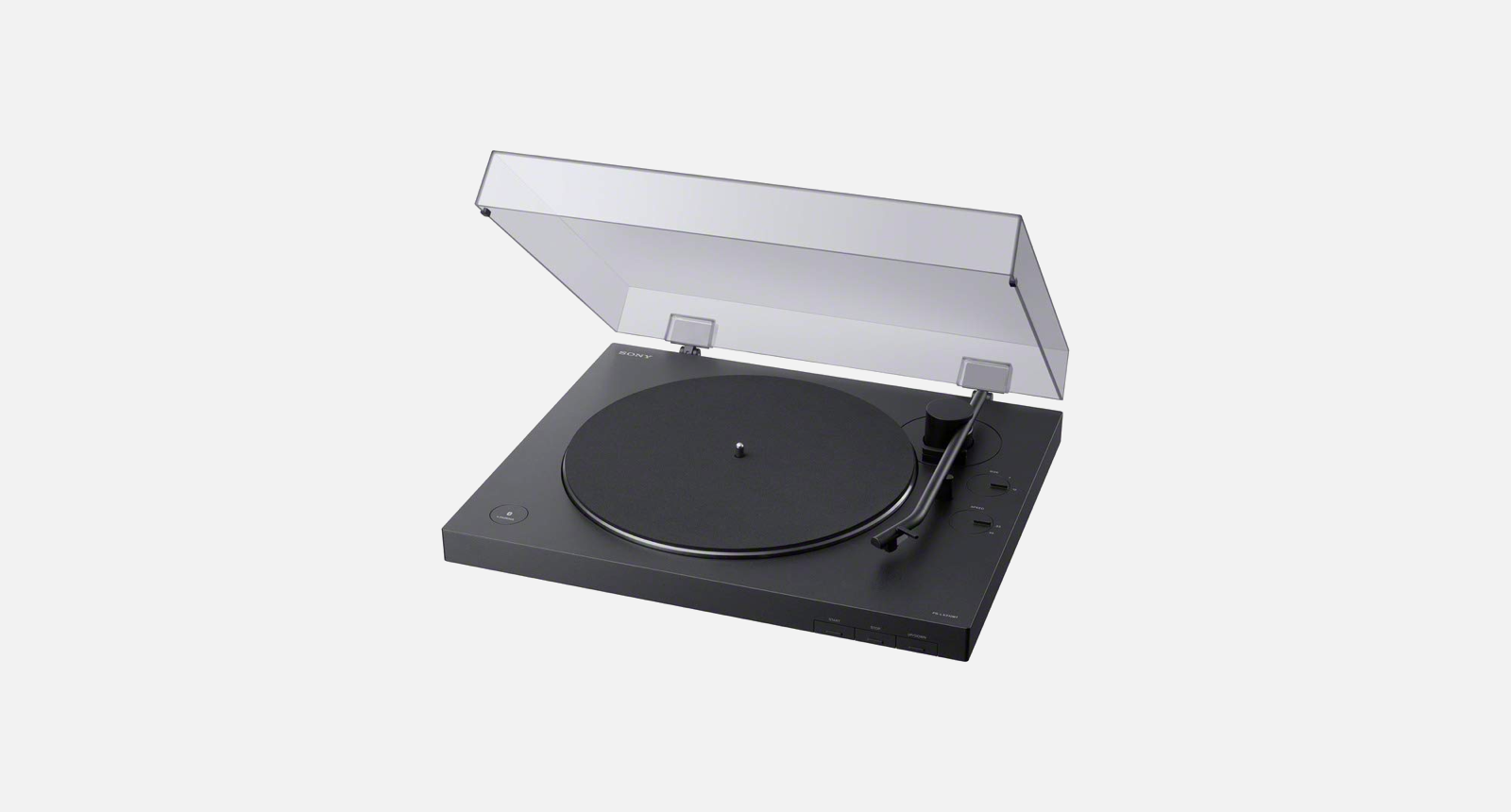 Wireless Vinyl Record Player with Bluetooth and USB Output by Sony